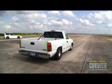 192mph Insane fast truck @ the Texas Mile - October 2010