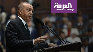 وتستمر استفزازات أردوغان للعرب.. ليبيا جزء من تركيا ...