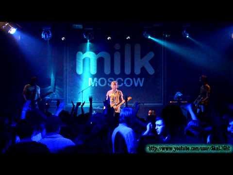 7раса - Снаружи всех измерений (MILK MOSCOW 20.04.2012)