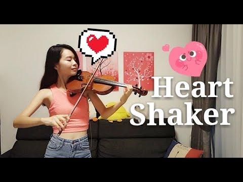 Twice - Heart Shaker ☆Violin☆ [SHEET MUSIC AVAILABLE]