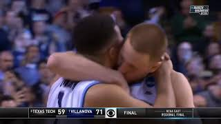 Villanova 2018 Championship highlights