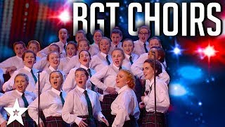BEST British Choirs on Britain's Got Talent | Got Talent Global