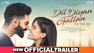 Dil Diyan Gallan 2019 Movie Trailer – Parmish Verma Video HD