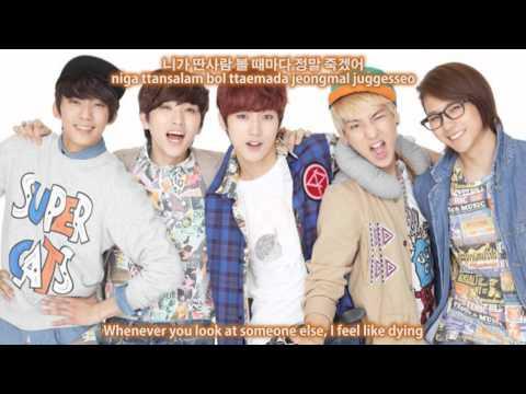 B1A4 (비원에이포) Hey Girl Eng Sub + Han/Rom