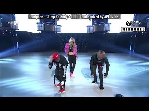 [MIRROR & CLEAR AUDIO] DANCING 9 - Kai, Lay, Hyoyeon Performance [Mixed by APL071291]