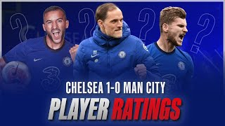 Chelsea 1-0 Manchester City | Tuchel MASTERCLASS to the FA CUP FINAL! | Player Ratings