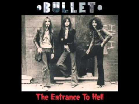 bullet entrance to hell sinister minister 1970