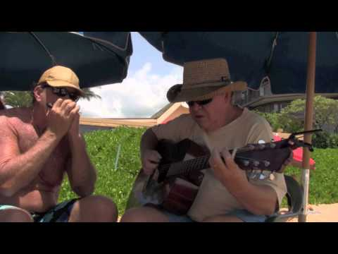 Maui Beach Boys - JB & Bill McLane perform a Blues Song