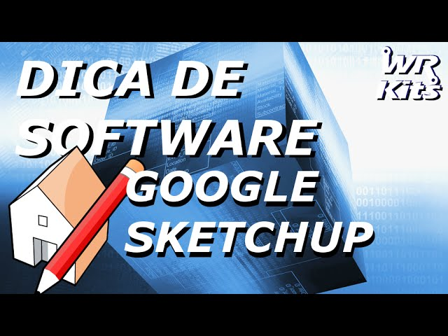 GOOGLE SKETCHUP | Software #16