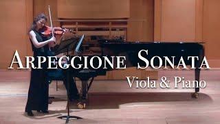 Arpeggione Sonata - F. SCHUBERT - I. Allegro moderato, by Cristina Cordero