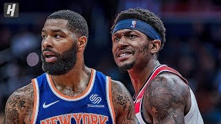 Washington Wizards vs New York Knicks - Full Game Highlights   October 11, 2019   2019 NBA Preseason