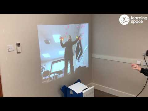 SENse Flex + - Multi level projector system - Floor, wall and table****