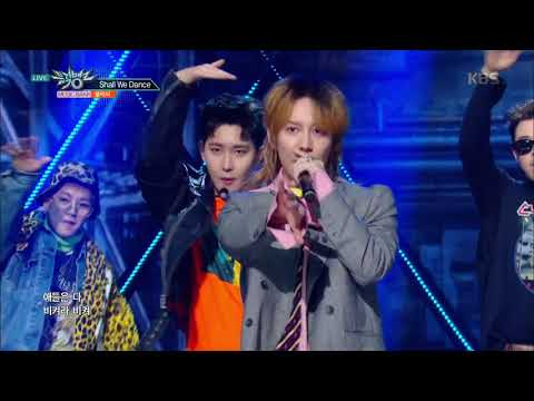 뮤직뱅크 Music Bank - Shall We Dance - 블락비 (Shall We Dance - Block B).20171110