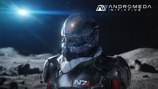 Mass Effect: Andromeda Teaser