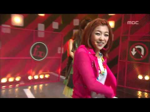 F(X) - Hot Summer, 에프엑스 - 핫 섬머, Music Core 20110618