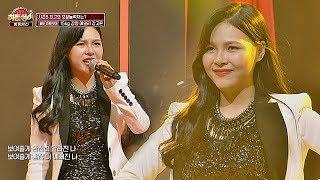 [15kg 감량 에일리(Ailee)] 강고은, 파워풀의 끝판왕 '보여줄게'♬ 히든싱어5(hidden singer5) 15회