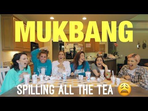 SONIC MUKBANG! | First Loves, Embarrasing Moments, Sleep Talking + MORE