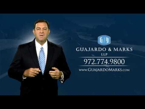 http://www.guajardomarks.com/dallas-car-accident-attorney/ Dallas car accident attorney Michael Guajardo discusses the best time to contact an attorney following a car wreck.    For more information, visit http://www.guajardomarks.com/dallas-car-accident-attorney/ or call us for a...