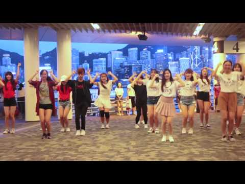 PUBLIC KPOP RANDOM DANCE CHALLENGE PARTY in hong kong