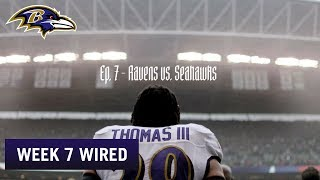 Ravens Wired Week 7: Show Us Who's No. 1