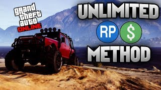 FASTEST *SOLO* MONEY AND RP METHOD IN GTA 5 ONLINE !!!