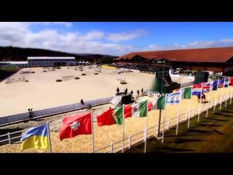 Concurso Internacional de Saltos, Casas Novas