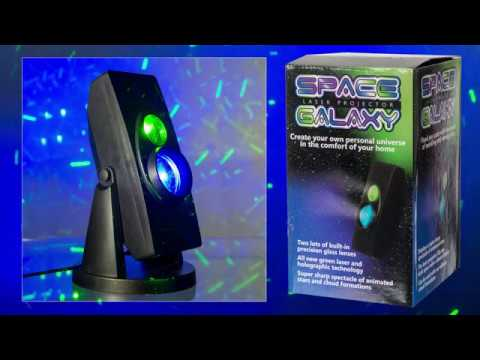 Space Galaxy Projector