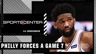 Reaction to the 76ers' Game 6 win: Philly closed it out better on the road – Legler | SportsCenter