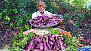 Brinjal Curry   Easy Eggplant Recipe   Spicy Baingan Masala Recipe By Our Grandpa