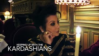 KUWTK | Kendall Jenner Wants to Be Left Alone By Kris | E!