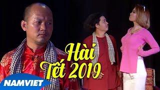 Hài Tết 2019 Nữ Quái Tống Tiền P2 - Trung Lùn, Long Đẹp Trai - Hài Tết Hay Và Mới Nhất 2019