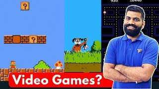World's First Video Game? History of Video Games