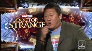 DOCTOR STRANGE Benedict Wong on being an 'asian super hero'