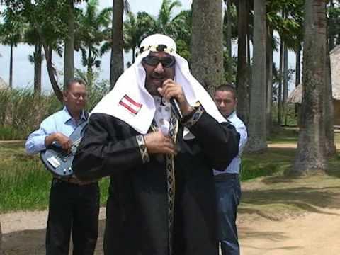 el gaban terrorista   el arabe coplero