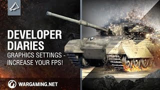 Developer Diaries - Graphics settings: Increase your FPS