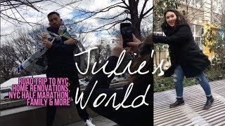 Julie's World Vlog: March 11 - 17, 2019