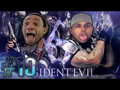 Resident Evil 6 - [Gaming With DashieXP] - [EP10]