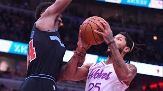 Best Circus Shots, Crazy Shots and Lucky Shots! NBA 2018-2019 Season Part 2
