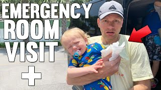 Baby Owen Rushed to the Hospital!! || Mommy Monday