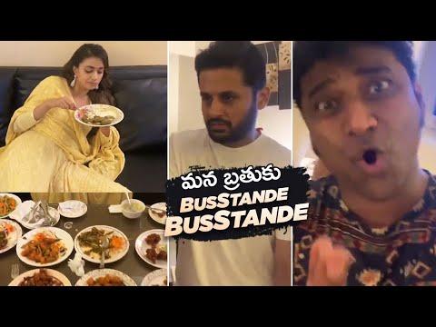 Rangde movie team super funny video- Keerthy Suresh, Nithin, DSP, Venky Atluri