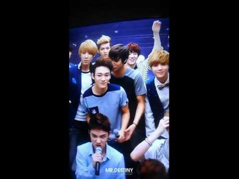 [MUST WATCH] EXO trolling @ KTV SM ART Exhibition (HD Version)