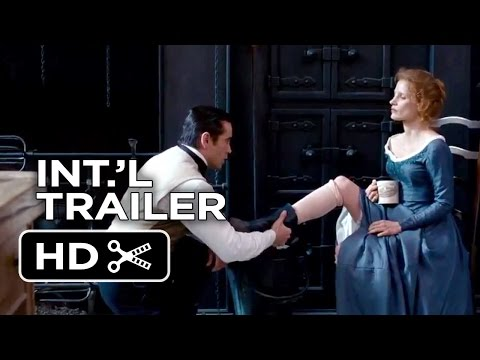 Baixar Miss Julie Norwegian TRAILER (2014) - Jessica Chastain, Colin Farrell Drama HD