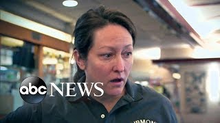 Waitress berates Hispanic couple for speaking Spanish | What Would You Do? | WWYD