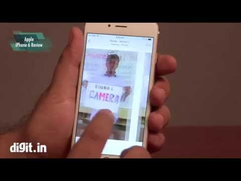 Apple iPhone 6   Apple takes on the big screen HINDI REVIEW