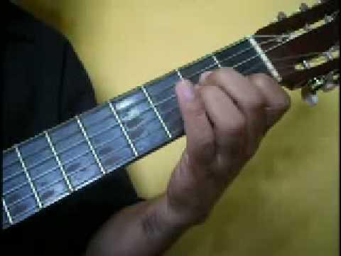 Guitarra Peruana: Huayno escalas