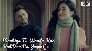 """Main Teri Ho Gayi"""" Lyrical Lyrics – Millind Gaba Ft Aditi Budhathoki    Latest Punjabi Hit"""