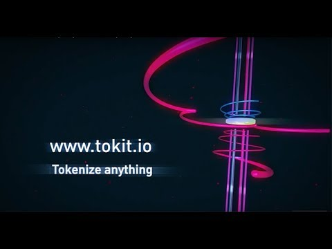 TOKIT, Ethereum's First Blockchain Application Launches