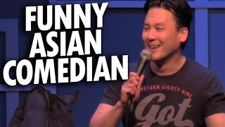One Of The Funniest Asian Comedians No One Knows (17+ stand up)