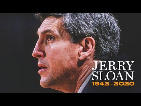 Remembering Coach Jerry Sloan