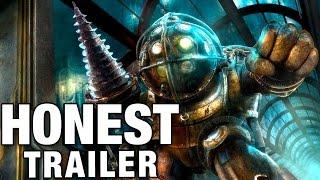 BIOSHOCK (Honest Game Trailers)